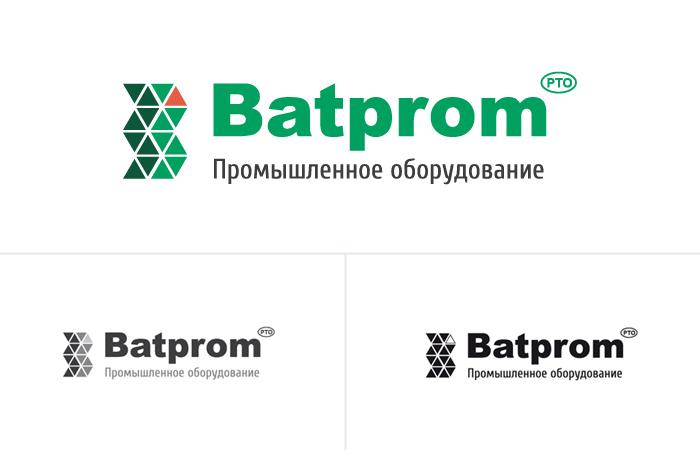 Новый логотип Batprom PTO