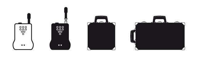 Иконки для оборудования Vesco